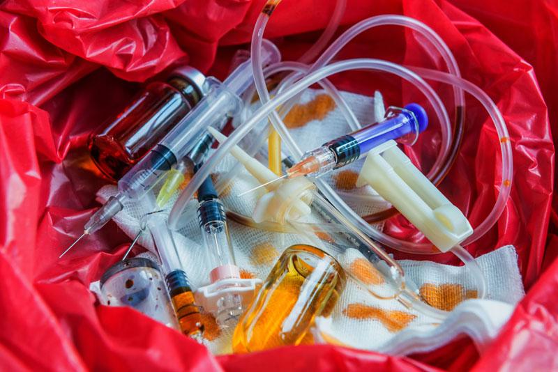 Gospodarka Odpadami Medycznymi w Placówkach Służby Zdrowia